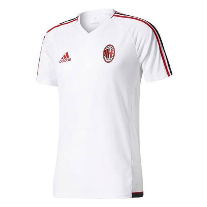 Allenamento AC Milan merchandising